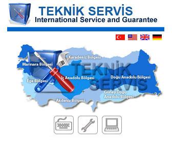 Türkiye Hizmet Veren Beyaz Eşya